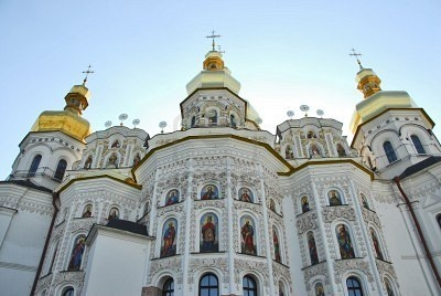 christian church in kiev places of worship pinterest. Black Bedroom Furniture Sets. Home Design Ideas