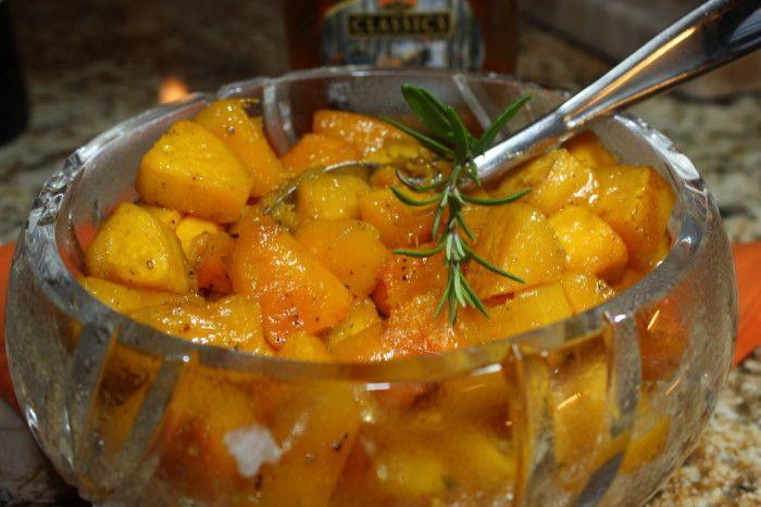 Maple Roasted Butternut Squash   Favorite Food Bloggers!   Pinterest