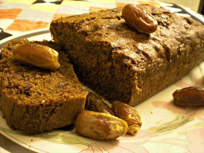 Salted Caramel Date (or Fig) Loaf. by Allesandra Seiter of Farmers ...