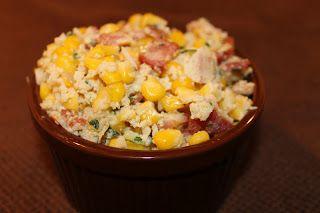 See Aimee Cook: Bacon & Sweet Corn Hash | Feeding Big & Comfort food ...