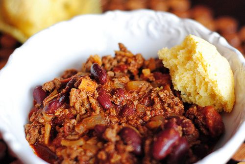 red bean chili | Favorite Recipes | Pinterest