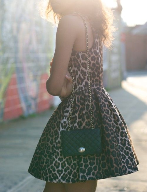 leopard print <3