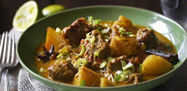 Jamaican Goat Curry Recipe | Get Curried away .... | Pinterest
