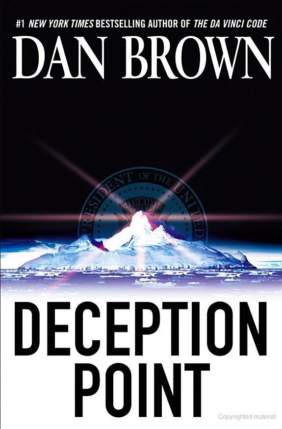 dan brown deception point Find great deals on ebay for deception point by dan brown shop with confidence.