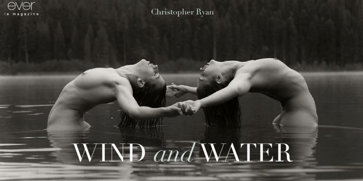Christopher Ryan, akt kobiecy i portret