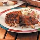 Bill's Smoked BBQ Baby Back Ribs | Recipe