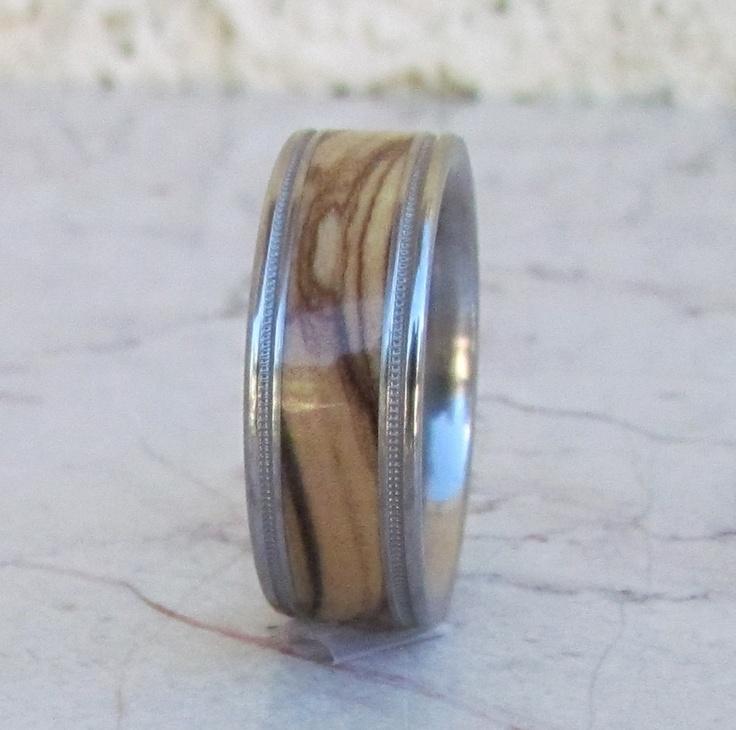 Mens Wedding Rings Etsy