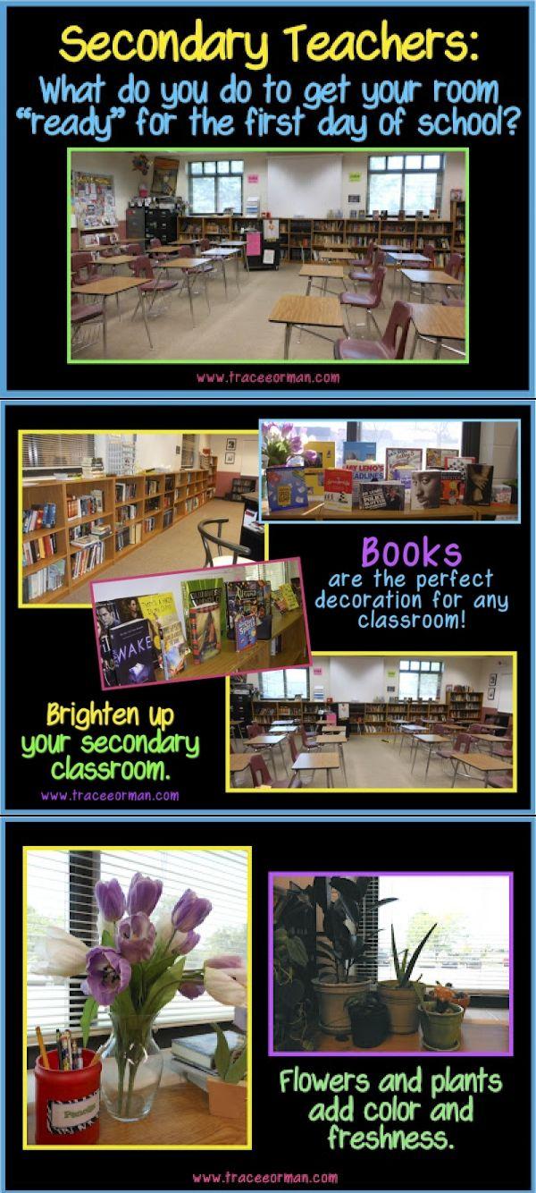 Classroom Dress Up Ideas : Ideas to dress up a secondary classroom teach pinterest