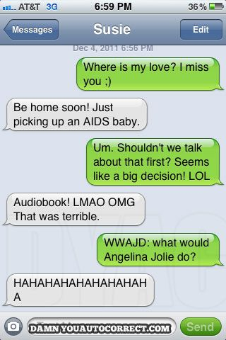 hahaha so funny!