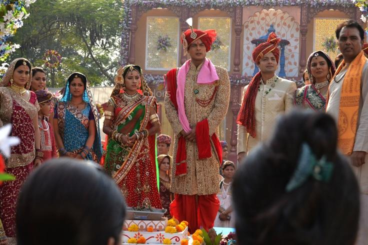 BalikaVadhu | Shiv-Anandi Vivaah! | Pinterest