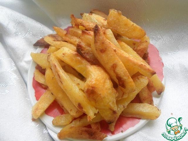 Как приготовить картофель фри в домашних условиях рецепты