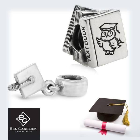 pandora graduation charms graduation gift ideas at ben