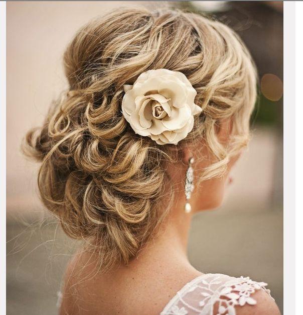 wedding hair | Hair | Pinterest