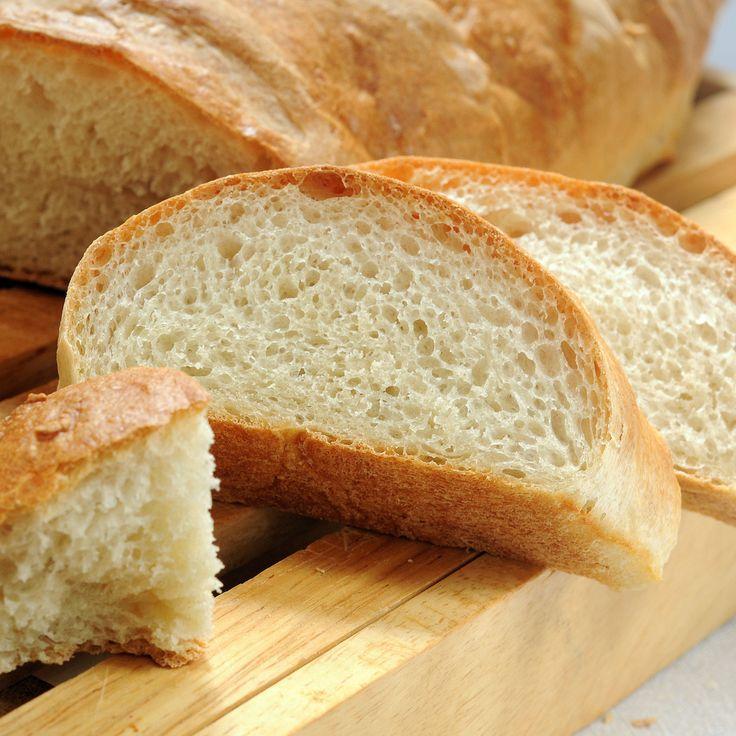 Bread machine french bread! | Bakery | Pinterest