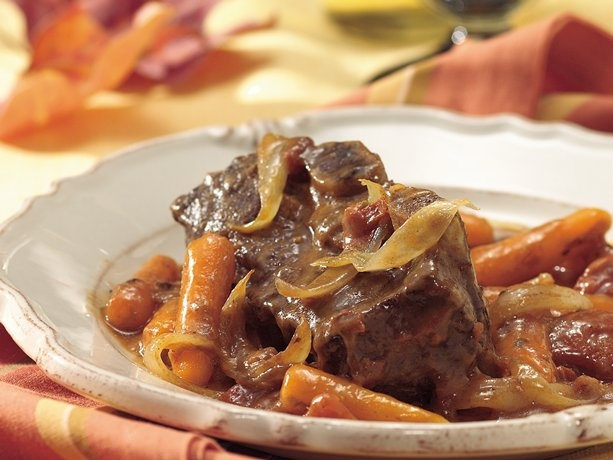 Oven-Braised Beef Short Ribs | Recipe
