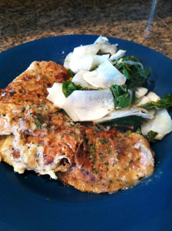 veal scallopini milanese recipe yummly veal milanese with tomato ...