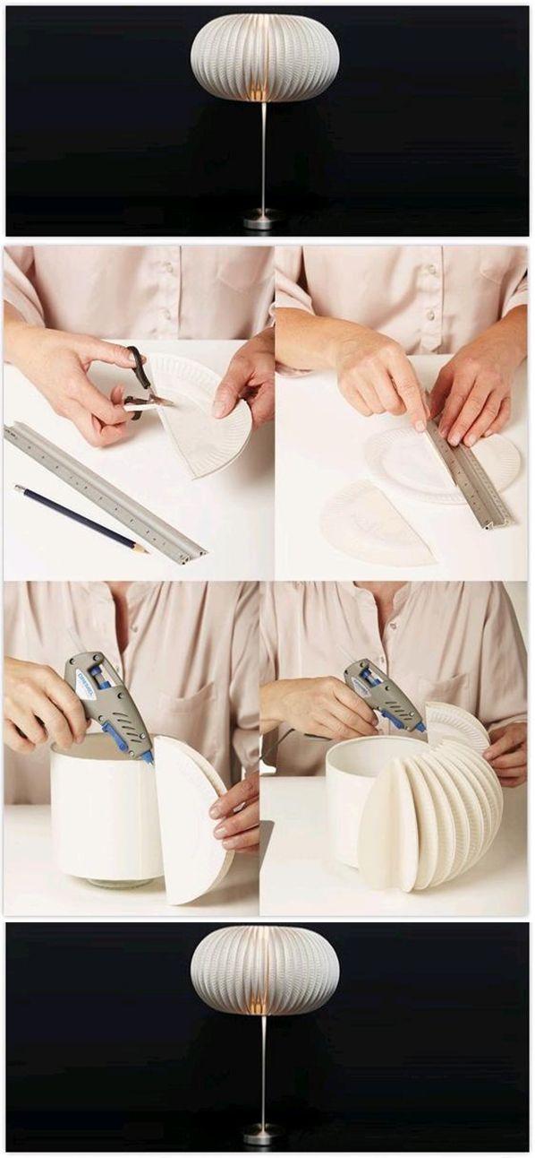 Как сделать плафоны своими руками фото