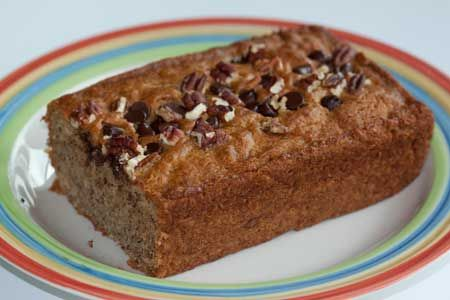 Bourbon banana bread. | Recipes | Pinterest