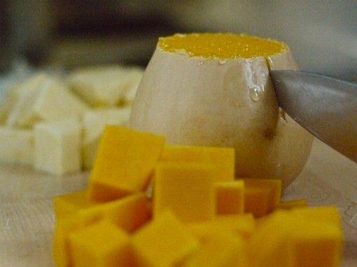 Creamy Butternut Squash and Turnip Soup   Nom Noms: A Health Crusade ...