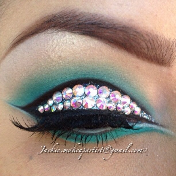 Photo by @makeup_by_jackie via @vegas_nay