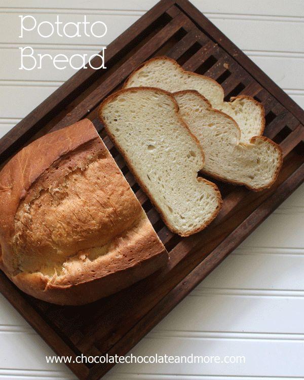 Potato Bread | Recipe