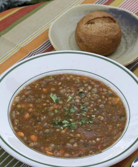Beans & Barley Old-Fashioned Lentil Soup - m.JSOnline.com