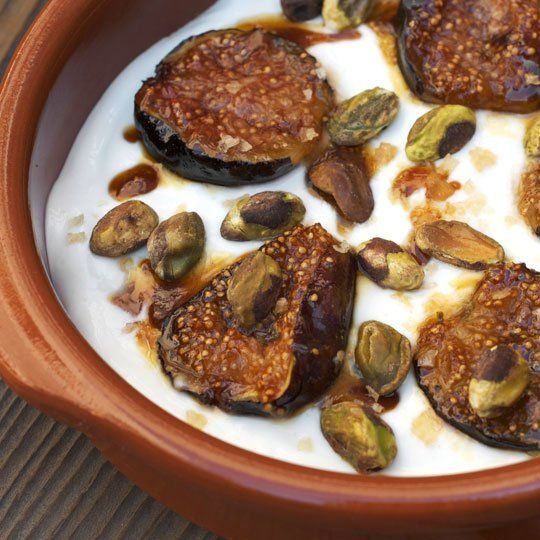 Recipe: Yogurt With Caramelized Figs | The Kitchn