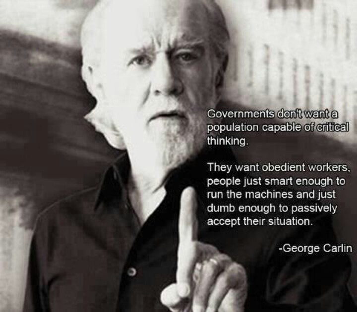 George Carlin Quotes On America. QuotesGram
