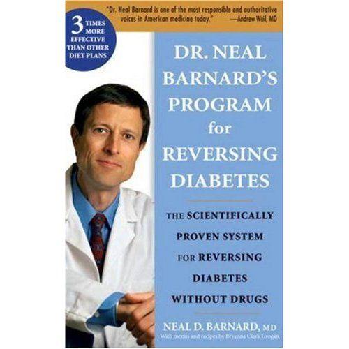 Reverse diabetes now neal barnard critics