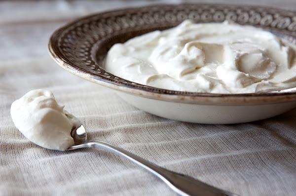 Homemade Ricotta and Ricotta Sour Cream
