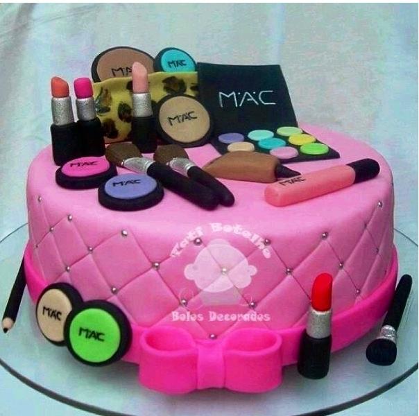 Mac cake | Pasteles | Pinterest