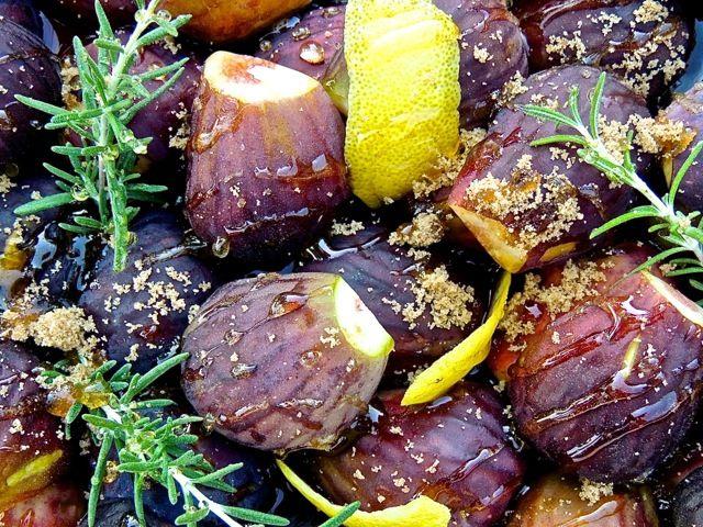 David Lebovitz's Roasted Figs   Fantastic Figs   Pinterest