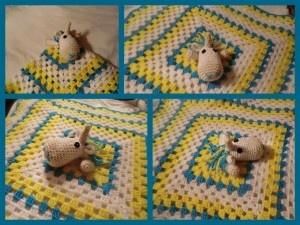 Crochet Unicorn Blanket Pattern Free : unicorn granny blanket ~ Free Pattern Crochet Baby Misc-free patter ...
