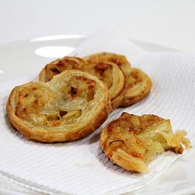 Apple Cheddar Palmiers | Recipe