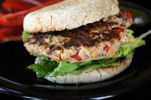 "Canned Salmon Burgers - Another Pinner says "" I Use the Salmon in the ..."