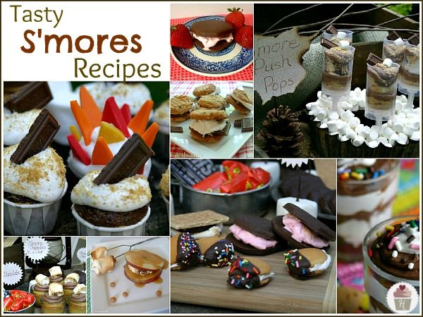 mores-Recipes.on.HoosierHomemade.com - including smores ice cream pie ...
