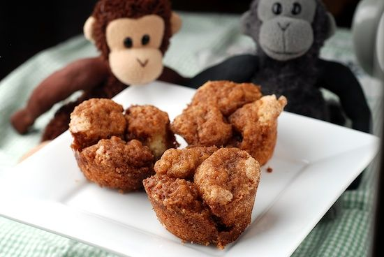 Monkey Bread Muffins~never had Monkey bread before but this looks ...