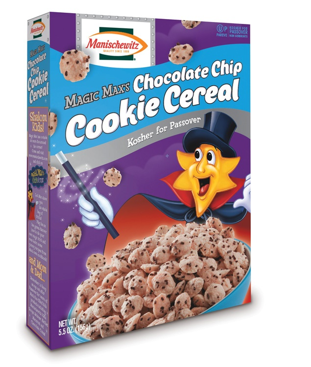 Magic Max Chocolate Chip Cookie Cereal - Kosher for #passover # ...