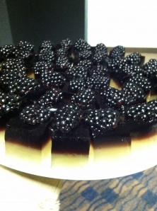 bramble jello shots | Recipes | Pinterest