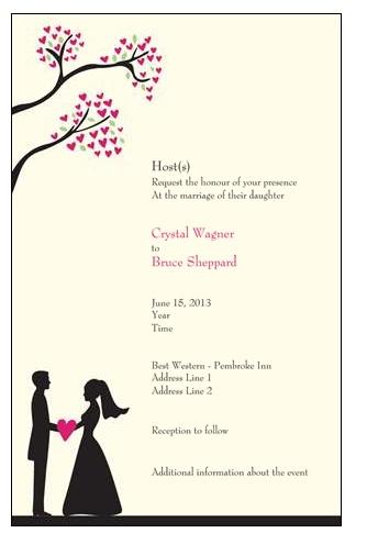 Wedding Invitations Ideas as perfect invitation layout