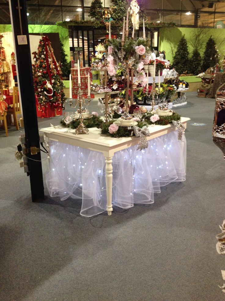 Buffet table decor party ideas pinterest for Decorating ideas for buffet tables