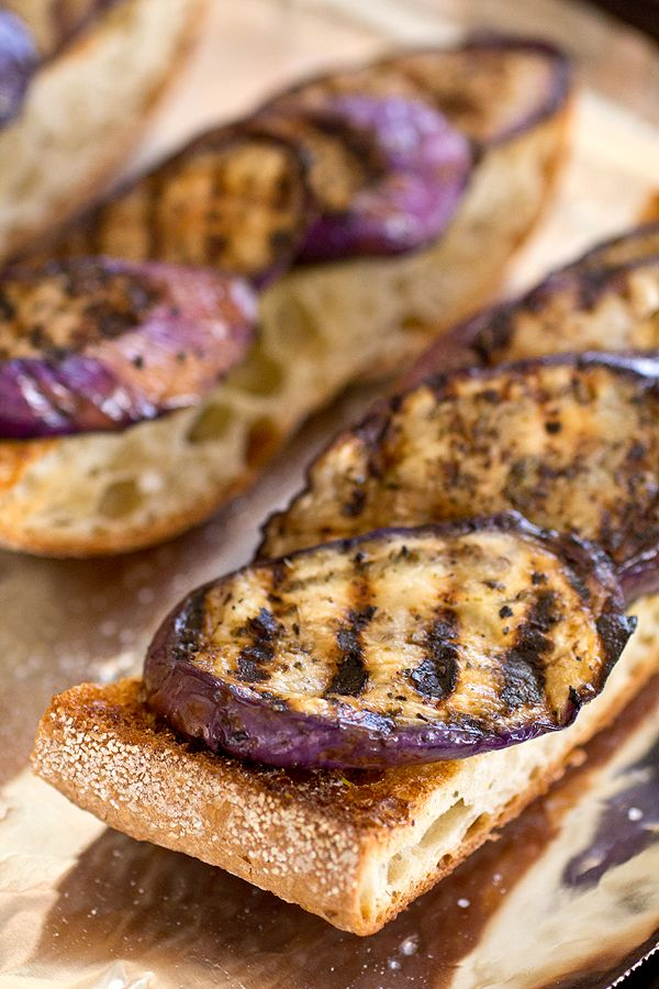 Grilled Eggplant Parmesan | Sweet munchies | Pinterest