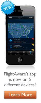 best flight tracker app iphone 2012