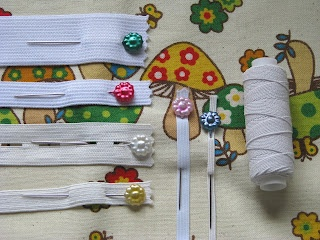 My art is my outlet: Sewing tips - elastic hems