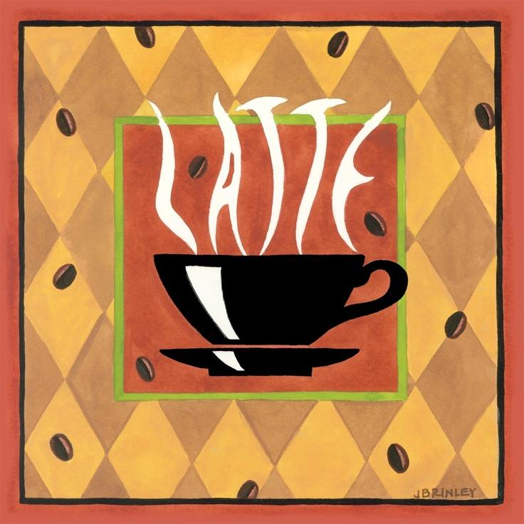 Metro latte graphics coffee amp tea pinterest