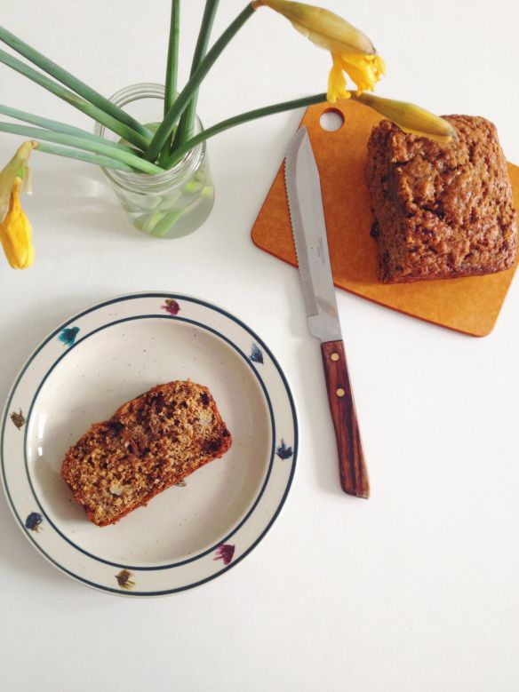 Lemony Olive Oil Banana Bread | I Love Carbs...my bread board | Pinte ...