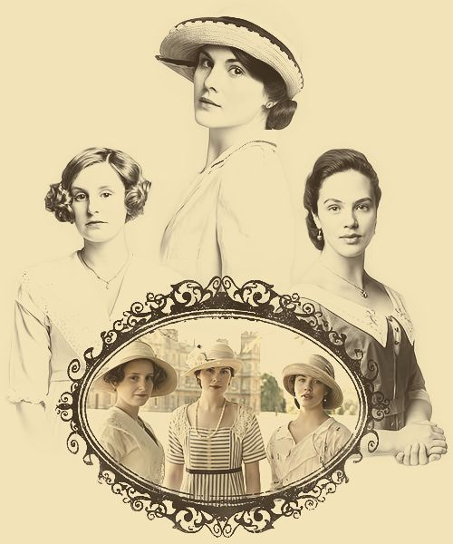 The Downton sisters