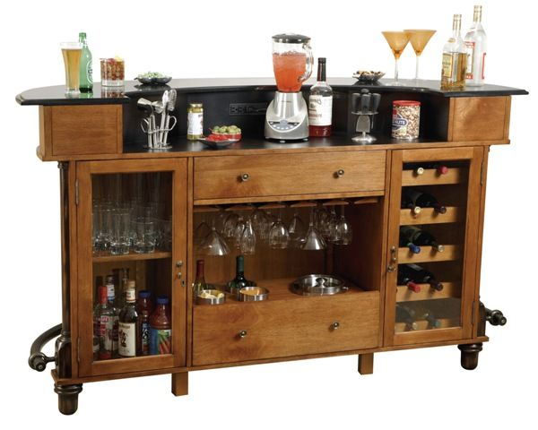 Home Bar Furniture Buffets Hutches Home Bars Pinterest