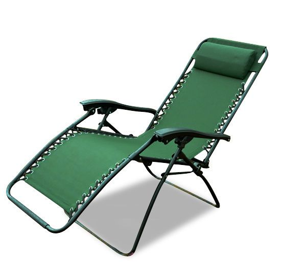 Zero Anti Gravity Lounge Chair Folding Patio Reflexology
