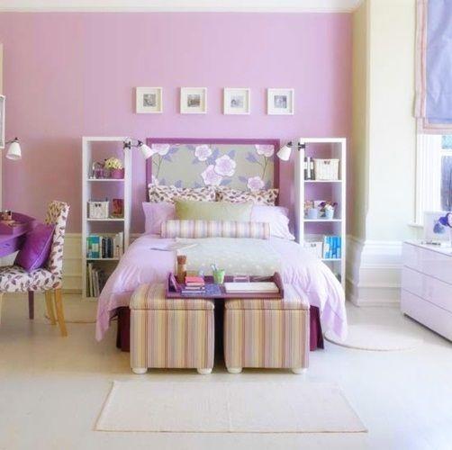 Purple bedroom ideas teen girl bedrooms pinterest for Girl bedroom ideas purple